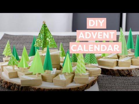 DIY Christmas Advent Calendar - HGTV Handmade