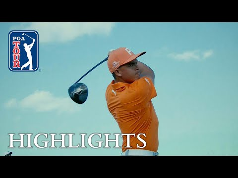 Rickie Fowler extended highlights | Round 4 | Hero