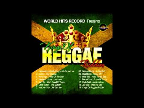 Kings Of Reggae Riddim Mix {World Hits Records}  @Maticalise
