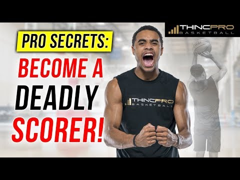 How to: Score MORE POINTS in Basketball Games Without BEING SELFISH!!! Basketball Scoring Tips