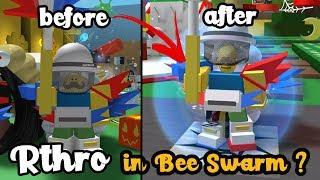 Rthro! Rthro In Bee Swarm Simulator!! Roblox Huge Update