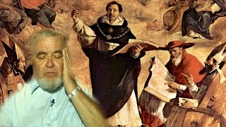 St. Thomas Aquinas appears in abortionist's dream with powerful message HD