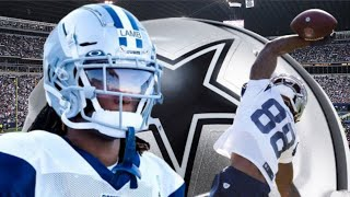 CeeDee Lamb Is On Fire | The Dallas Cowboys Training Camp 2020