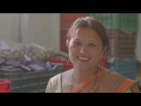 Get Paper Industries | Nepal | The Body Shop