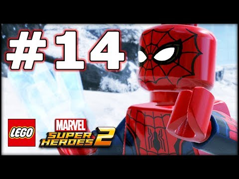 LEGO Marvel Superheroes 2 - Part 14 - The Dragon! (HD Gameplay Walkthrough)