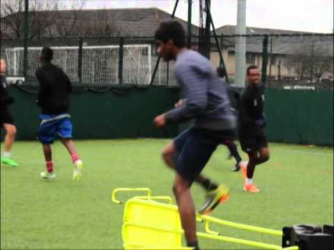 Waltham Forest College and Tottenham Hotspur Foundation