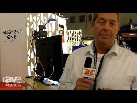 ISE 2016: VDO360 Exhibits VUSBEXT-U USB2.0 Extenders