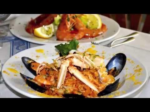 Ristorante la lampara alcune dei nostri piatti youtube for Piatti ristorante
