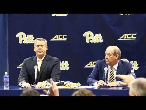 Scott Barnes and Kevin Stallings, Pitt
