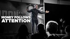 Money Follows Attention - Grant Cardone Speaks at 8% Nation in Nashville, TN