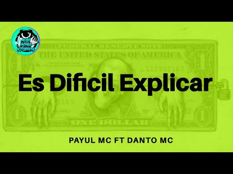 Es dificil Payul Mc Ft Danto Mc (Videoclip)