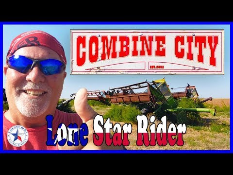 Combine City Amarillo Texas • 08-31-2019