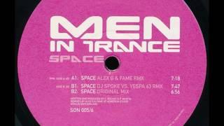 Men In Trance - Space (DJ Spoke  Vespa 63 RMX)