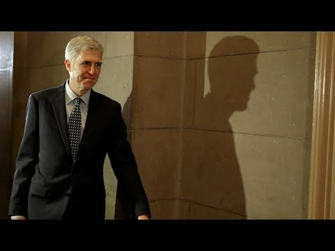 Justice Neil Gorsuch Ends First SCOTUS Term Voting Consistently on Court