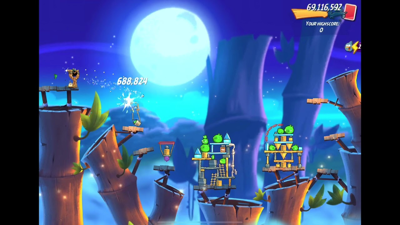 Angry Birds 2 Clan Battle CvC (Bubbles) --- 09/06/2019