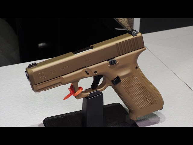 Why The Glock 19X with Shane Coley – SHOT Show 2018