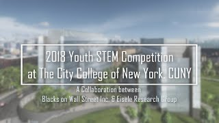 Youth STEM Competition at The City College of New York, CUNY
