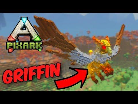 TEM EEN GRIFFIN!? - PixARK #4