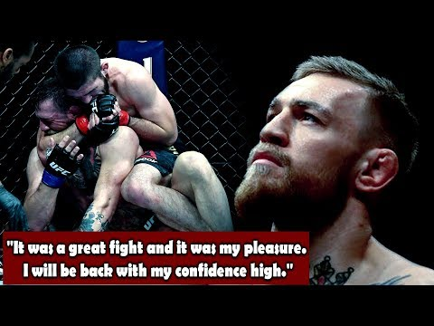 Conor McGregor Gives A Detailed Breakdown Of His Fight vs Khabib | My Thoughts!