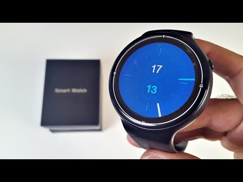 i4PRO Android Smartwatch Review - AMOLED -  2GB RAM