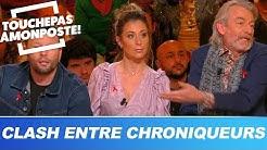 Clash entre Gilles Verdez et Raymond : 'Tu fais ch*** !'