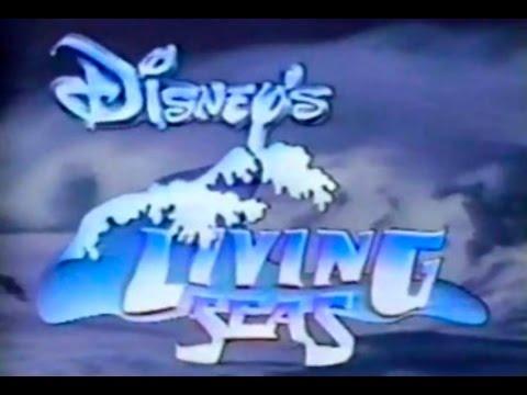 Disney's Living Seas Television Special 1986  DisneyAvenue.com