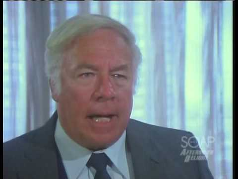 "George Kennedy - Dallas - Carter McKay - #3 - ""It couldn't have been him, Listen"""