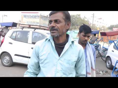 A daily worker from Delhi on Currency demonetized
