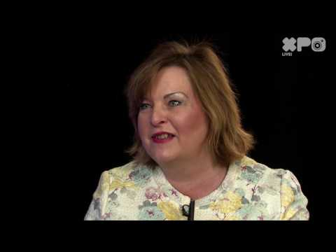 XpoNorth Live! 2017: Interview with Fiona Hyslop MSP.