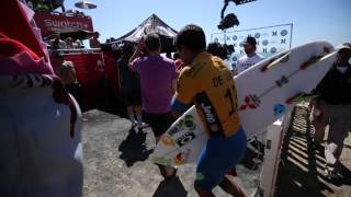 LA Shark Gets Kicked out of Hurley Pro at Lower Trestles - The Inertia