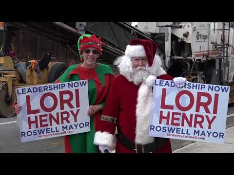 Happy Holidays from Lori Henry