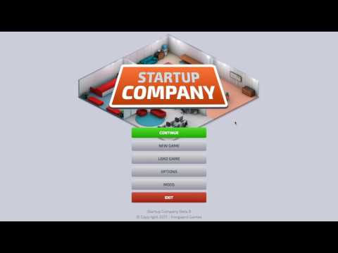 Startup Company - EP1 - Beta 8.8 (Let's Play) |