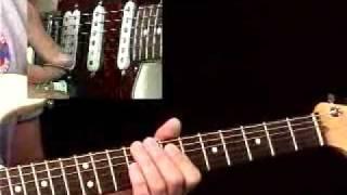 Rhythm Guitar Lessons - Funk Pattern #2 - Rhythmology
