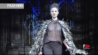 ARZAMENDI New York Fashion Week Art Hearts Fall Winter 2017 2018   Fashion Channel