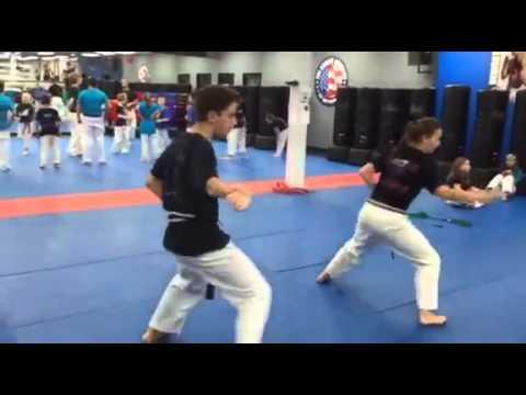 Karate class  Old Bethpage NY