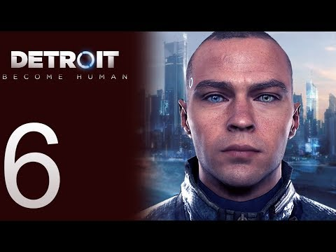 Detroit: Become Human playthrough pt6 - Losing Control/A Swank Pad