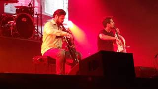 Обложка 2CELLOS Shape Of My Heart Stuttgart Live
