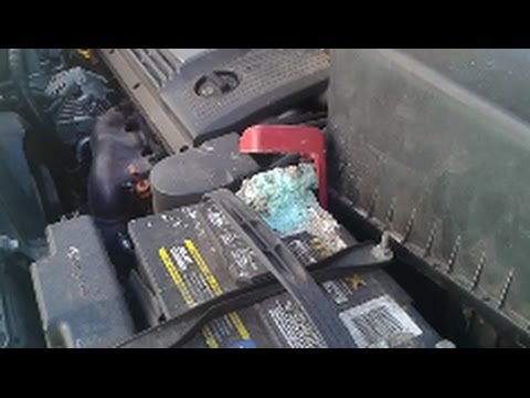 How To Remove Battery Corrosion D I Y The Easy Way Youtube