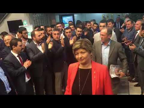 AK Parti - MHP ittifakına dinamit atıldı MHP'liler AK Partilileri yuhaladı