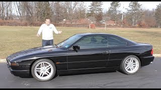 Heres Why the BMW 850CSi Was the Best BMW of the 1990s