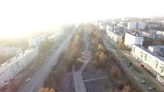 Кемерово, бульвар строителей