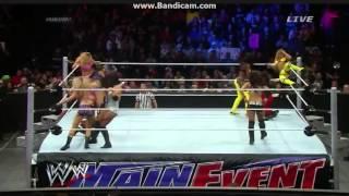 WWE Main Event: 15/04/14: Divas Championship No. 1 Contender Battle Royal