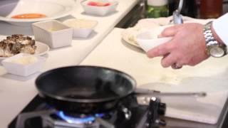 Crab, Mushrooms & Cheese : Savory Dishes