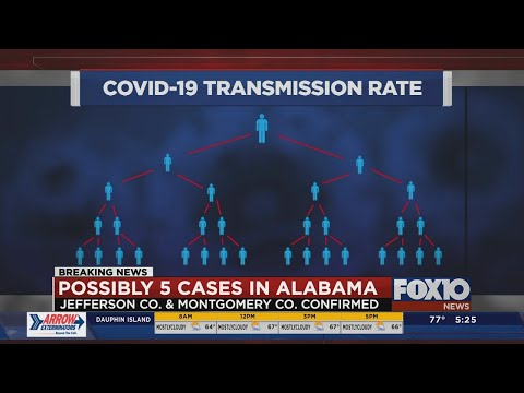 Disease Detectives Work To Limit Impact Of Alabama Coronavirus Cases