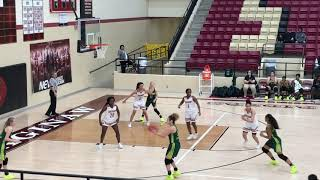Basketball Highlights Iyana Dorsey
