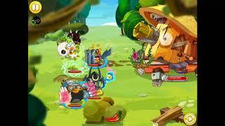 AngryBirds epic Tinker Titan Boss