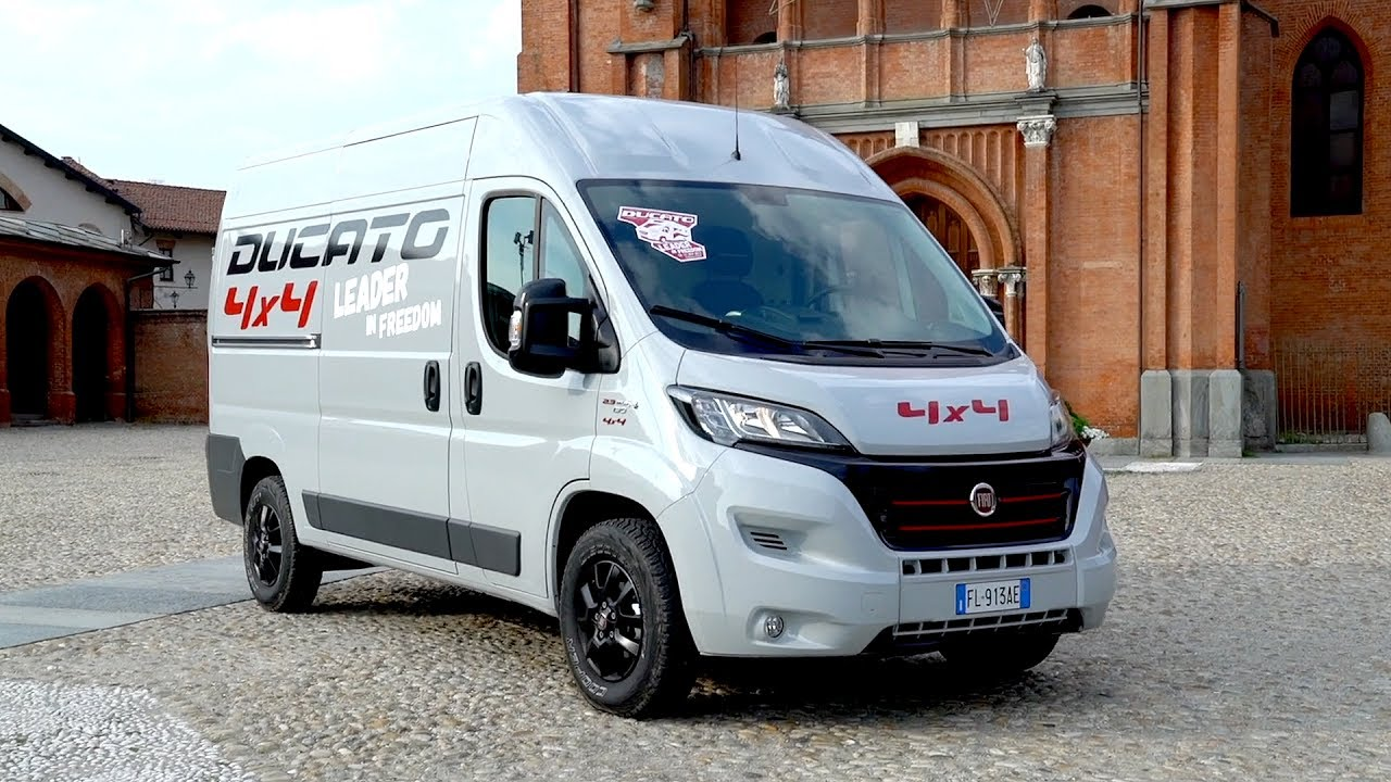 fiat ducato 4x4 youtube. Black Bedroom Furniture Sets. Home Design Ideas