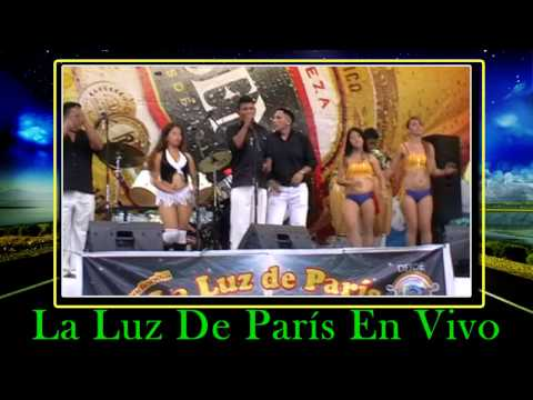 Gabriel Pita Y La Luz De París