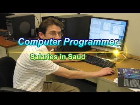 Computer Programmer Salaries in UAE/Dubai and Saudi Arabia