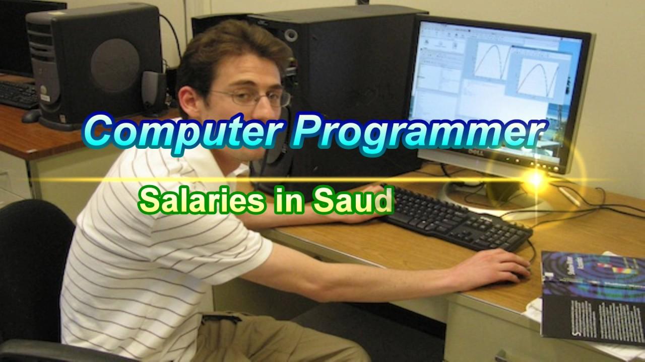 Computer Programmer Salaries In UAE Dubai And Saudi Arabia